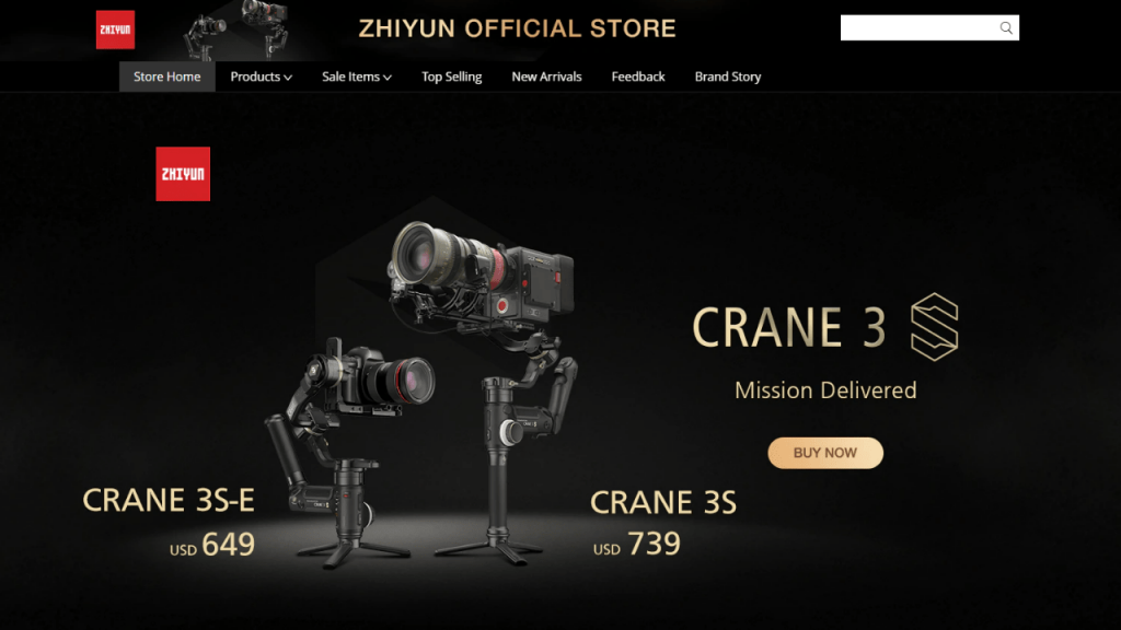 22. ZHEYUN-best & top consumber electronics brands on aliexpress
