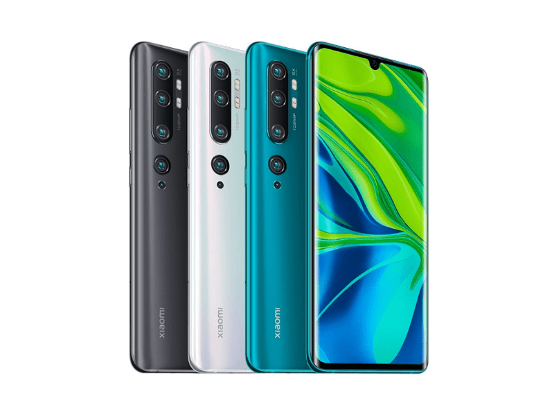 5. XIAOMI Note 10 Pro - Best Chinese Phones, Best Chinese Smartphones, Best Chinese Mobiles
