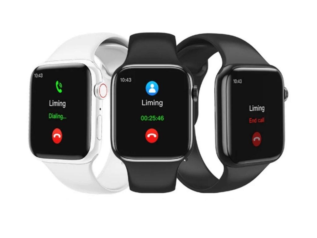 10 Naiku IWO W88 Smartwatch-Best apple Watch clone