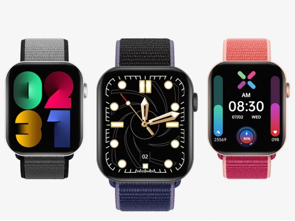 IWO 12 Smartwatch-Fake apple Watch