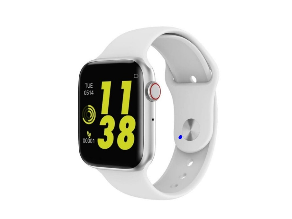 IWO 8 Lite Smartwatch-Best apple Watch replica