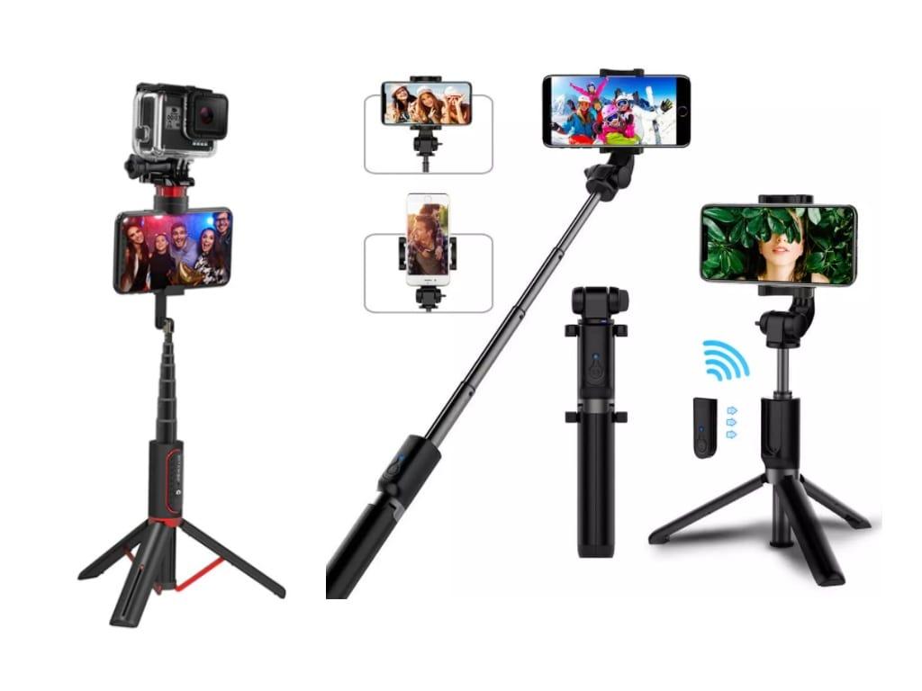 Bluetooth Tripod Selfie Stick-best things to buy on aliexpress