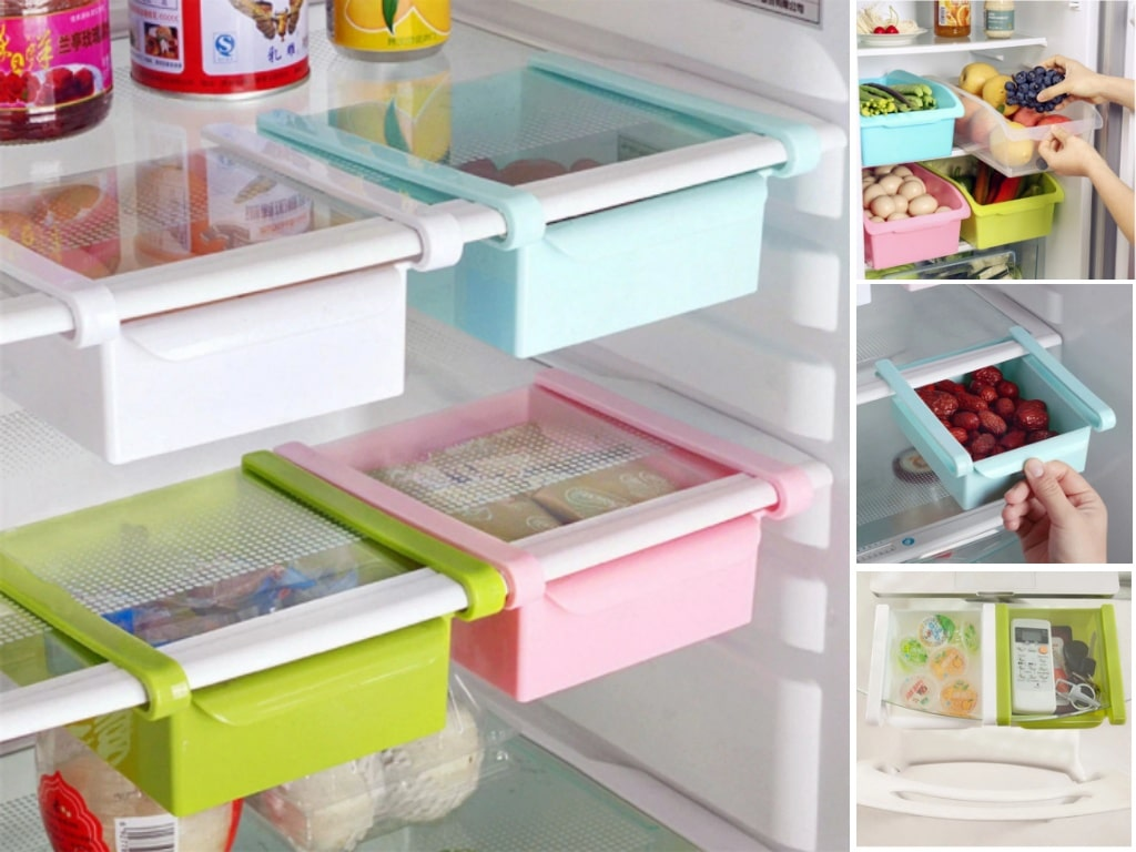 Freezer Space Organizer-best things to buy on aliexpress