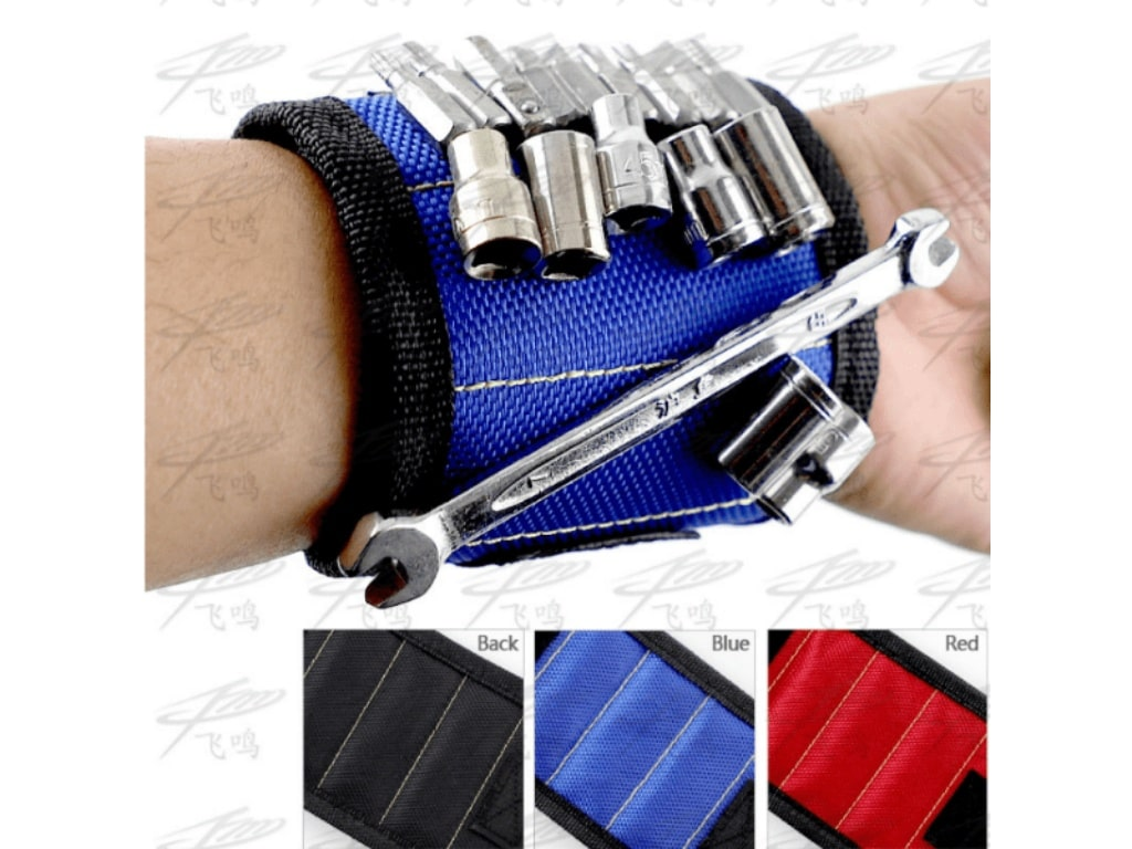Magnetic Wristband Portable Tool Bag-best products on aliexpress
