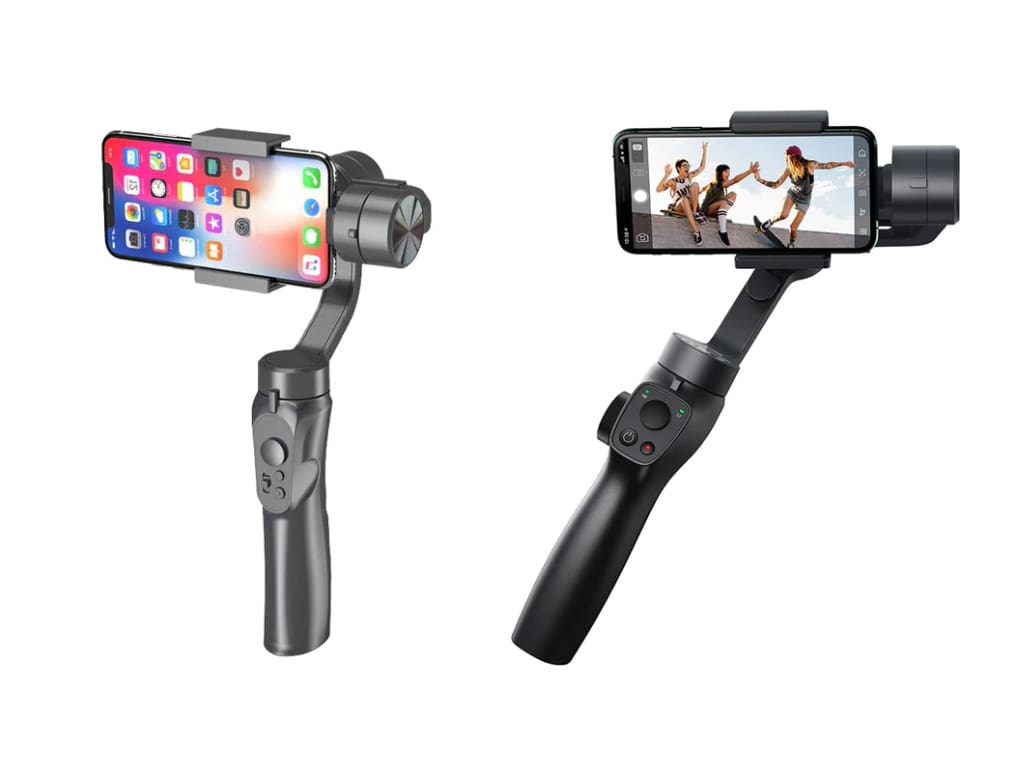 Stabilize Gimbal for Vlogging-best items on aliexpress