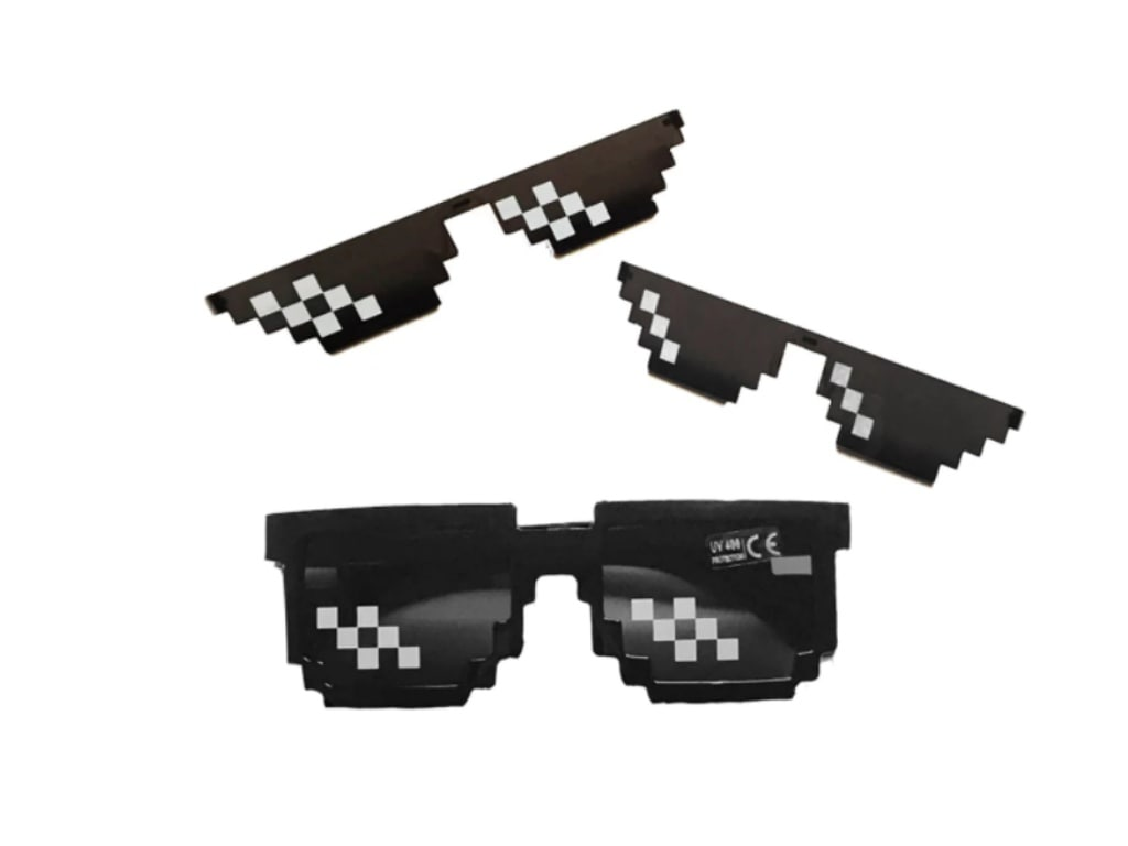 Thug Life Glasses-best things on aliexpress